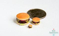 1:12, 1:24, 1:48 Cheeseburgers by Bon-AppetEats on deviantART