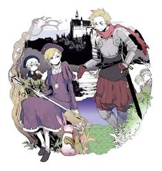 Fariytale!DenNor with the other Nordics