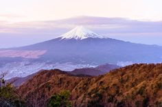 8 ways to see Mt. Fuji, Mt Fuji at sunrise