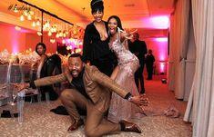 Bonang Matheba Celebrates Birthday In Glitz And Style. See All Photos Here