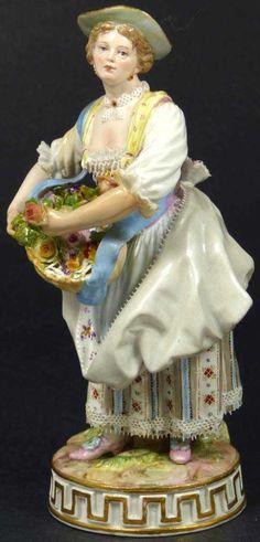 Meissen Porcelain (Erdinç Bakla archive)
