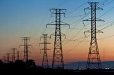 Energy-Pinching Americans Pose Threat to Power Grid - Some utility experts fear that as energy-conserving Americans use less power, electric companies wont have the revenue needed to maintain sprawling networks of high-voltage lines and generating plants. Wall Street, Electrical Grid, Electric Utility, Transmission Line, Energy Industry, Oil Industry, Cyber Attack, Renewable Energy, Waves