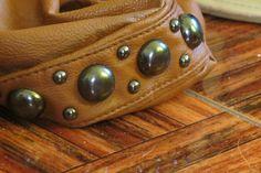 Contrast Contrast, Bracelets, Leather, Photography, Jewelry, Fashion, Moda, Photograph, Jewels