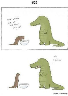 Funny Animal Comic #20