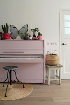 Roze in huis #yesplease