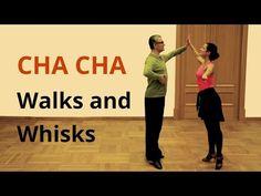 How to dance Cha Cha Chasse ? - YouTube