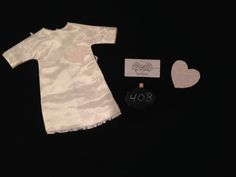 Girl's Angel Gown and Heart