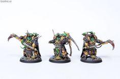 Custom Deathshroud T