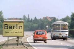 1980 - Berlin die Hauptstadt der DDR 1 A Portrait of East Berlin in 1980 East Germany, Berlin Germany, Ddr Brd, German Reunification, Berlin Hauptstadt, Socialist State, Warsaw Pact, National Airlines, Berlin Wall