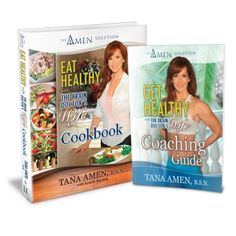 In this cookbook, Tana gives you many tips for living a brain healthy life and being thinner, smarter and happier. Plus, Tana and Kamila have prepared over 100 brain healthy, love calorie and highly nutritious recipes that are filled with brain healthy ingredients. These delicious meals and snacks will help you get the body and mind you have always wanted. You'll also receive a coaching guide complete with multiple tips for living a brain healthy life and being thinner, smarter and happier.