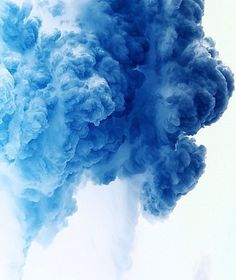 Up in blue smoke Blue Aesthetic Pastel, Aesthetic Colors, Aesthetic Pictures, Azul Pantone, Image Bleu, Everything Is Blue, Bleu Pastel, Blue Wallpapers, Iphone Wallpapers