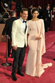 Red carpet fashion for him & her