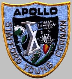 Patches of every Apollo mission flown - Apollo 10 Us Space Program, Apollo Space Program, Nasa Missions, Apollo Missions, Nasa Rocket, Space Patch, Nasa Patch, Nasa History, Air And Space Museum
