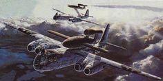 Arado Ar 234  with V-1 on his back