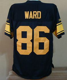 2007 Reebok on Field Hines Ward Pittsburgh Steelers Throwback NFL Team Jersey MD | eBay