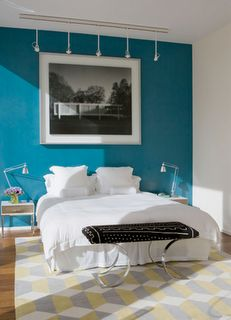 25 Best turquoise walls images | Home decor, Sweet home, Bedrooms