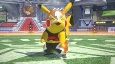 pokken tournament wii u | ... oficialmente o lançamento do game Pokkén Tournament para Wii U