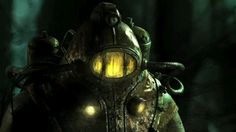 Pursuit Of Bioshock Art, Game Dev, Darth Vader, Video Games, Fictional Characters, Daddy, December, Gaming, Aesthetics