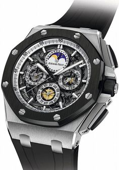 Audemars Piguet Royal Oak Offshore Titanium Grand Complication