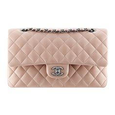 Classic flap bag ❤ liked on Polyvore featuring bags, handbags, chanel, bolsas, handbag purse, flap bag, tweed bag, chanel bags and brown handbags