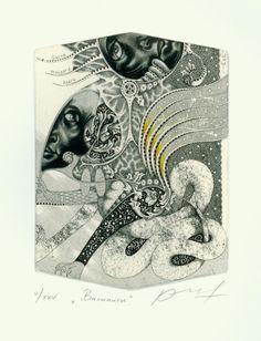 Juri,Jakovenko,Belarus. artist with the full imagination and fantasy!
