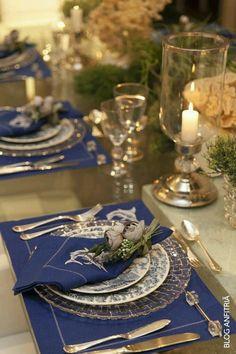Elegante mesa