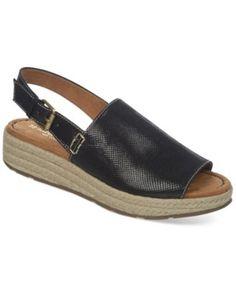 Naturalizer Praline Wedge Sandals   macys.com