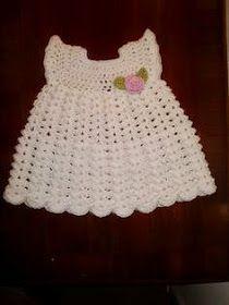 26 Ideas Baby Crochet Girl Buttons For 2019 Crochet Mittens, Crochet Bebe, Crochet Girls, Crochet For Kids, Crochet Patterns Free Women, Baby Knitting Patterns, Doll Patterns, Clothes Crafts, Doll Clothes