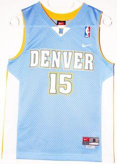 Nike NBA Basketball Denver Nuggets #15 Carmelo Anthony Trikot /Jersey Size Youth-S - 35,90€ #nba #basketball #trikot #jersey #etsy #sport #fitness #fanartikel #merchandise #usa #america #fashion #mode #collectable #memorabilia #allbigeverythin