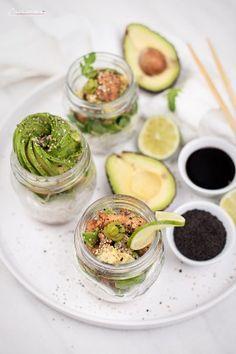 Sushi Salat im Glas, Sushi Rezept, Sushi Salat Rezept, Sushi Rezepte Lachs, Sushi Rezept selber machen, Sushi Rezept einfach, Sushi Rezepte, Sushi selber machen, Sushi im glas, Rezepte im glas, Rezepte im glas herzhaft, salat rezepte sommer, Salat Rezept, lachs rezept, Lachs Salat Rezept, Sushi mit Lachs Rezept, Sushi Rezept, Salat Rezept schnell, Salat im Glas, Lachs Rezept Salat, Sushi Rezept leicht, Sushi leicht und einfach, sushi reis kochen, Sushi Rezept leicht, sushi rezepte selber…