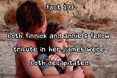 hunger games facts |