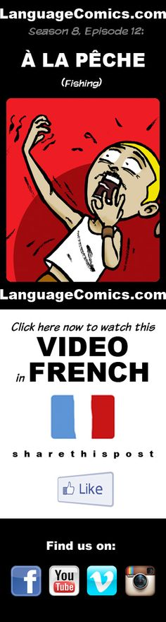 #French practice and pronunciation. Enjoy and share! https://youtu.be/T4RMjnLawfU