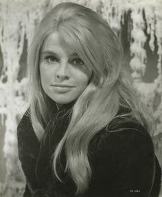 Julie Christie - from the classic 60's Mod era.