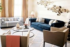 gorgeous living rooms set the tone for a well-styled and lively home  #livingroom #livingroomdesign