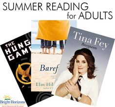 Adult Summer Reading Book Suggestions