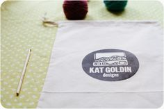 How To: Making Iron On Logo Transfers