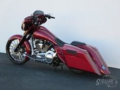 Harley-Davidson : Touring Bagger 103ci Like New Only 3,401 Miles | eBay