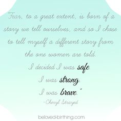 #safe #Strong #Birth #Doula #Birthisnormal