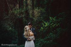 Nicole & Jon's Sutro Forest Wedding