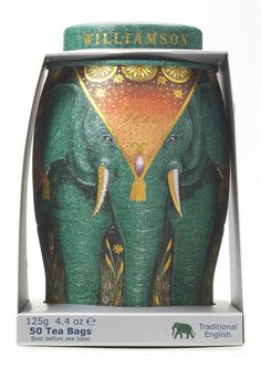Williamson Tea Elephant (Traditional Afternoon)