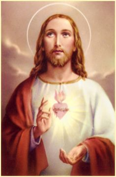 Sacred Heart of Jesus.