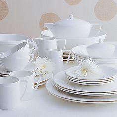 Jasper Conran for Wedgwood White & Resultado de imagen para jasper conran dinnerware | Diseño work ...