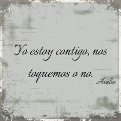 Siempre mi amor!!!