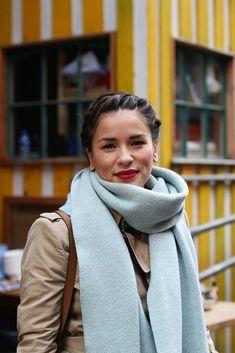 Rachel Khoo's Winter evening skincare routine Rachel Khoo, Brighton, New York Style, Christian Women, Modest Fashion, Paper Flowers, Style Icons, Helpful Hints, Winter Fashion