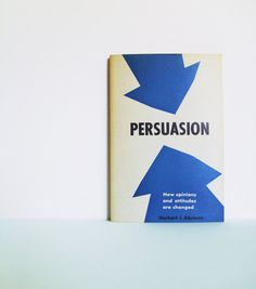 16 best book cover design inspiration images on pinterest book 1950s guide to persuasion fandeluxe Gallery