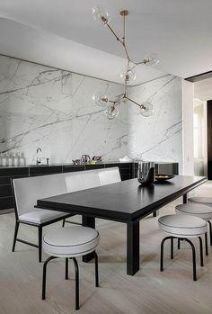 D Design Blog | more inspiration at droikaengelen.com - Apartment in Paris by Francois Champsaur
