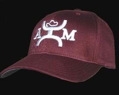Mens Cowboy Hats HOOey A&M Flex Fit Cowboy Cap