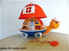 Trottie la tortue www.lili-soda.com