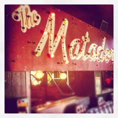 The Matador in Portland, OR