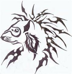 Tribal ferret